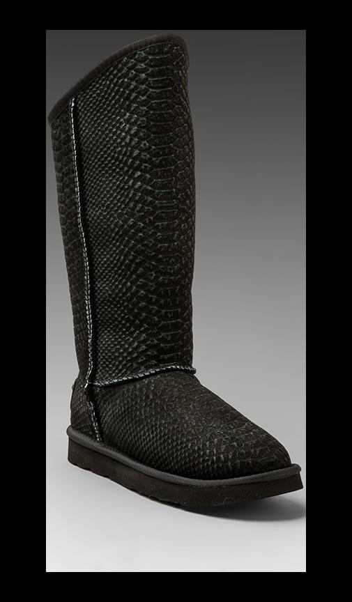 Cosy Tall Python Boot