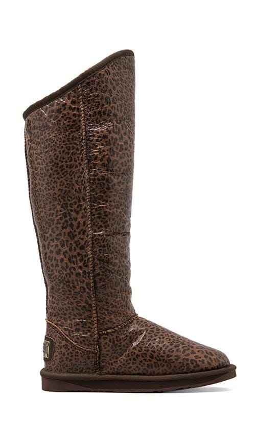 Cosy X-Tall Boot with Sheepskin