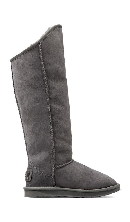 Cosy X-Tall Boot with Sheep Shearling