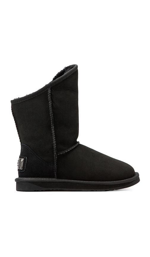 Cosy Short Boot with Sheep Shearling