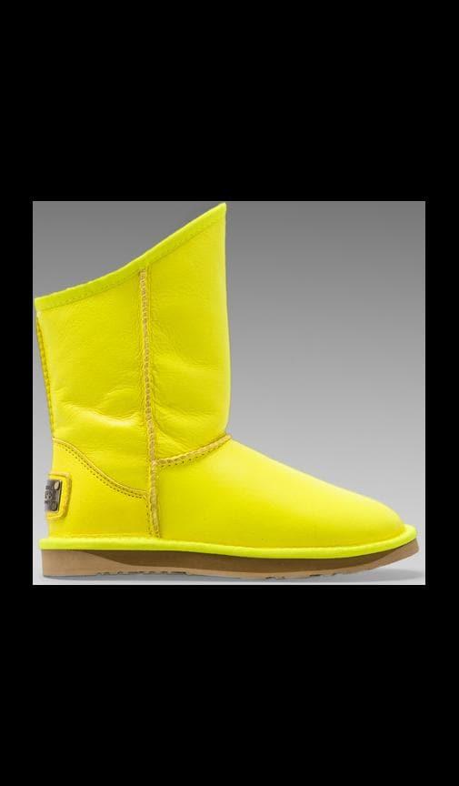 Cosy Short Boot