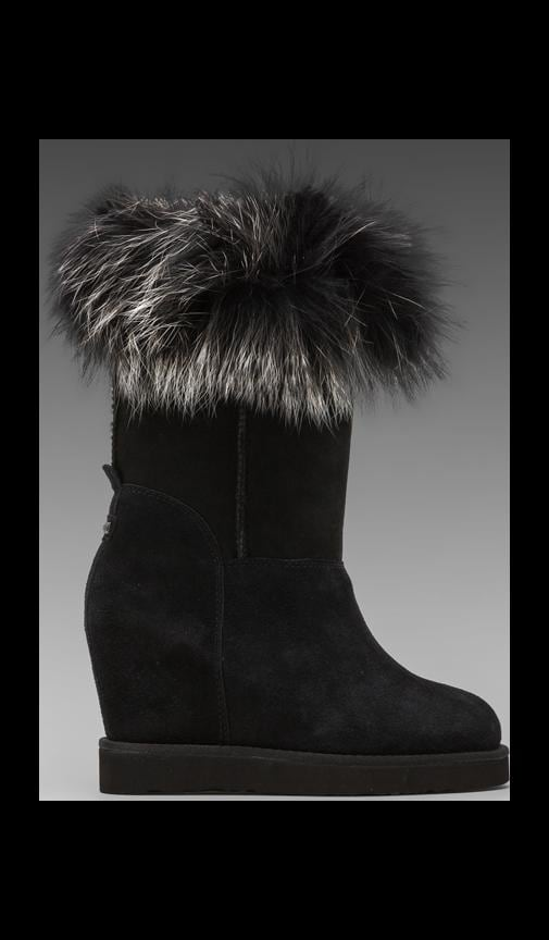 Foxy Wedge Boot