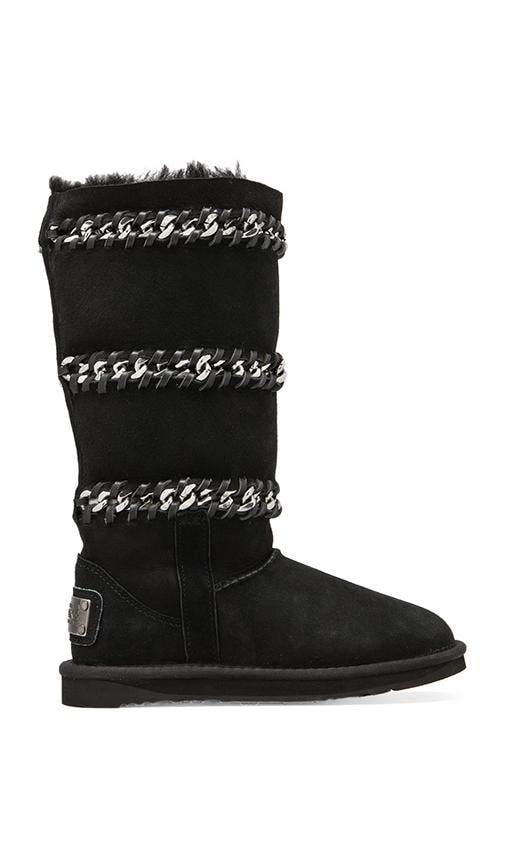 Ulysses Boot with Sheep Shearling