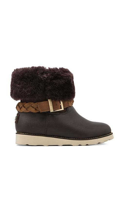 Yvent Boot with Sheepskin