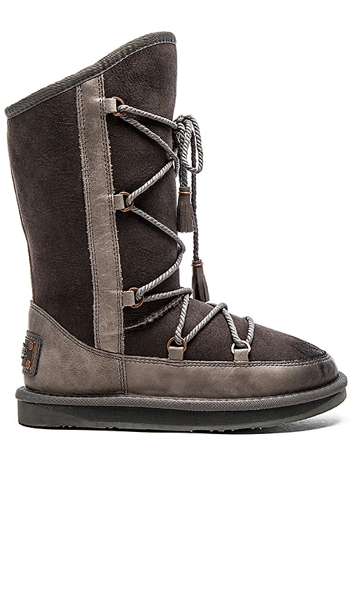 Australia Luxe Collective Norse Boot in Polished Gray