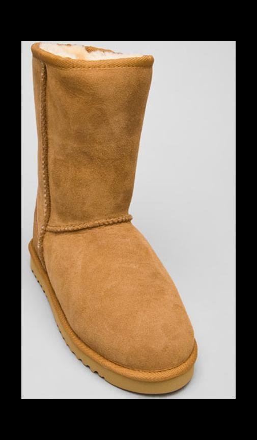 Classic Cosy Short Boot