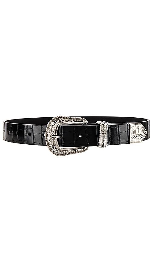 Venom Croco Belt