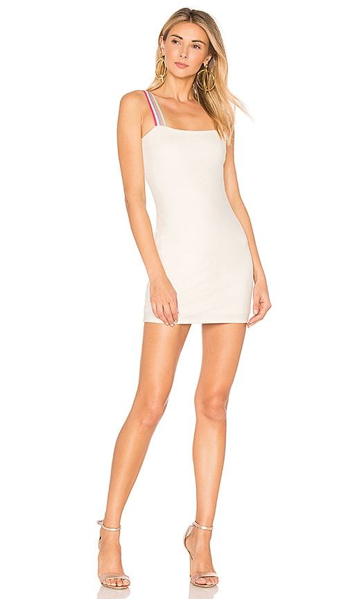 Lovers + Friends Carrie Dress in White
