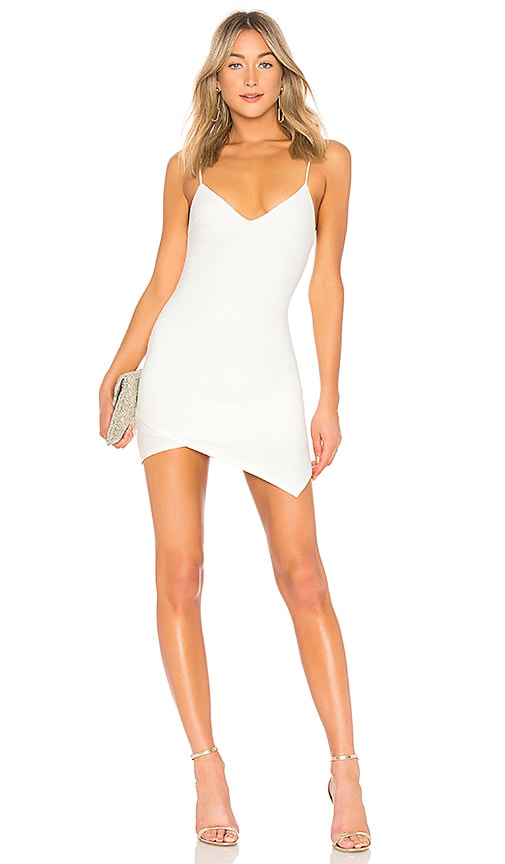 Lovers + Friends Aria Dress in White