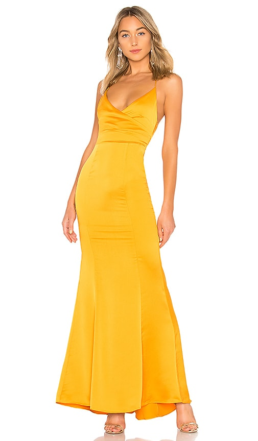 Vilailuck Gown by Lovers + Friends