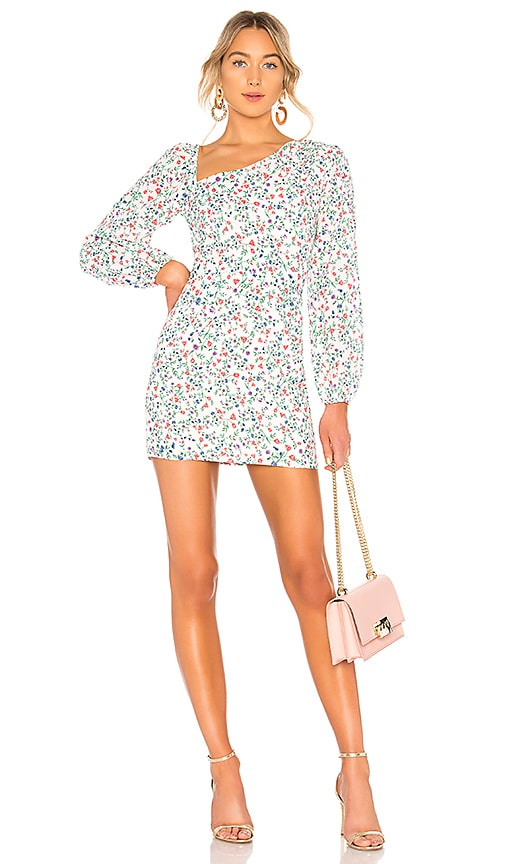 ba3d0ee84a60a4 Lovers + Friends Andy Mini Dress in June Ditsy Floral