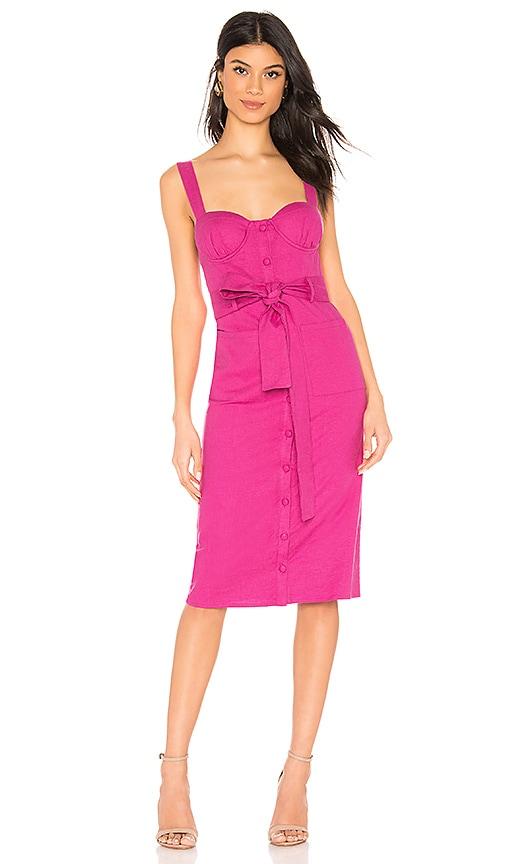Adley Midi Dress
