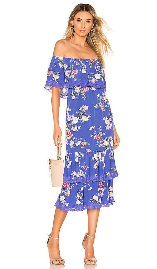 Elouise Midi Dress