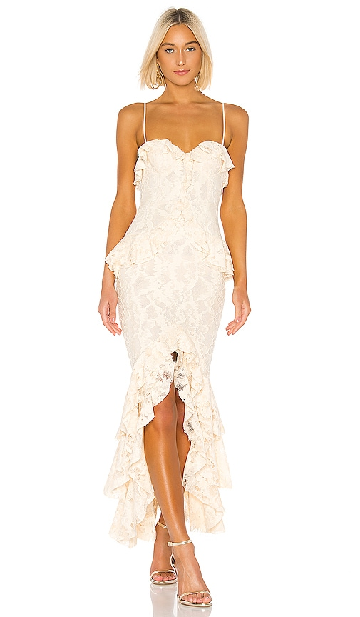 Melissa Gown Lovers + Friends $298 NEW ARRIVAL