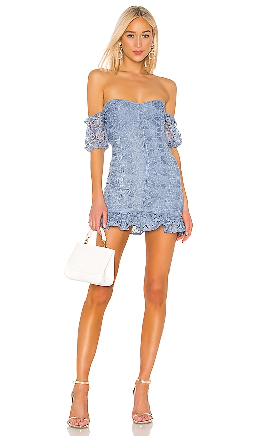 Echo Mini Dress