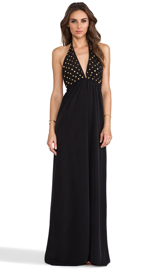for REVOLVE Jasmine Studded Maxi Dress