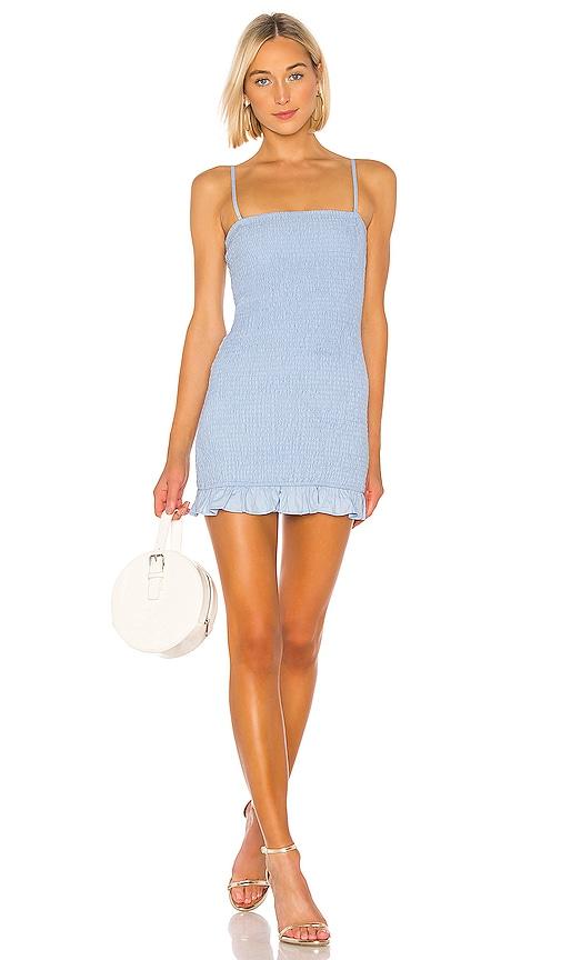 Burson Dress