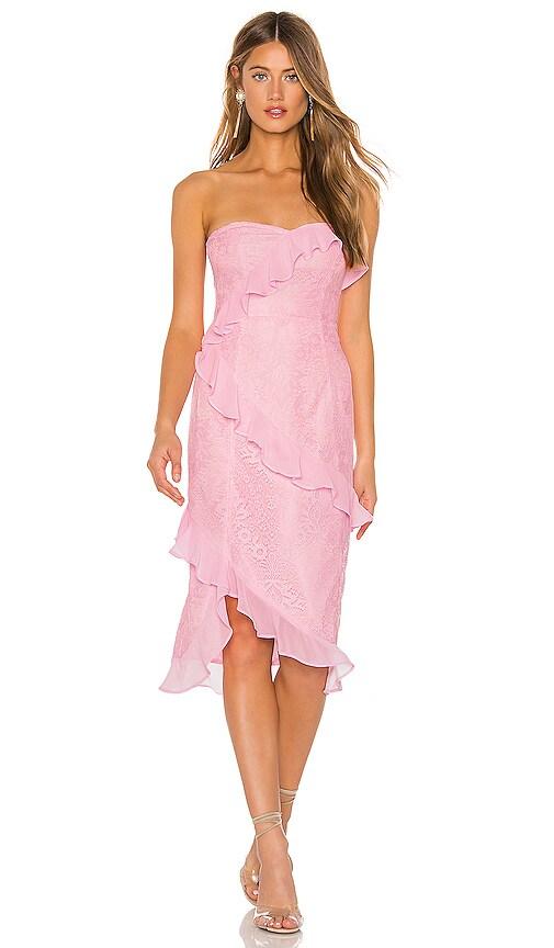 Harris Midi Dress by Lovers + Friends