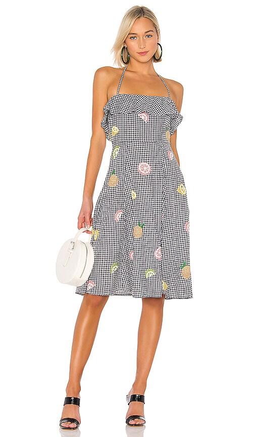 Grant Midi Dress