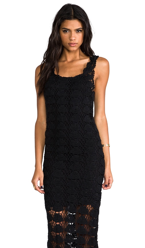 Gemma Crochet Maxi Dress