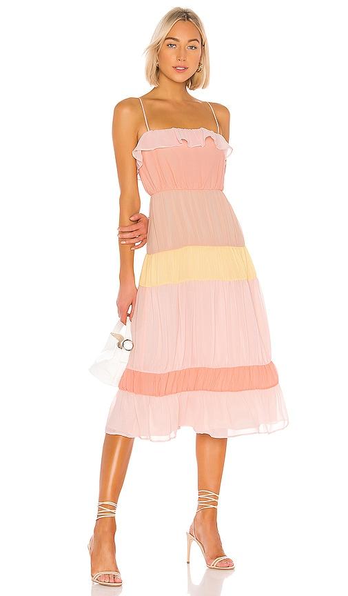 Acer Midi Dress