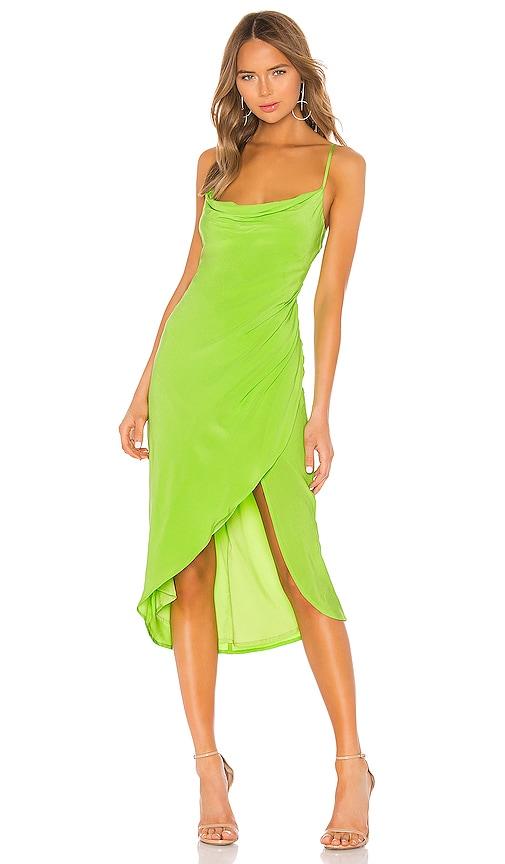 Noah Wrap Dress