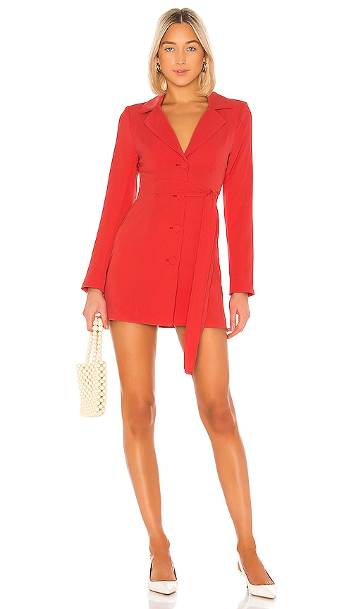 Quinton Blazer Dress