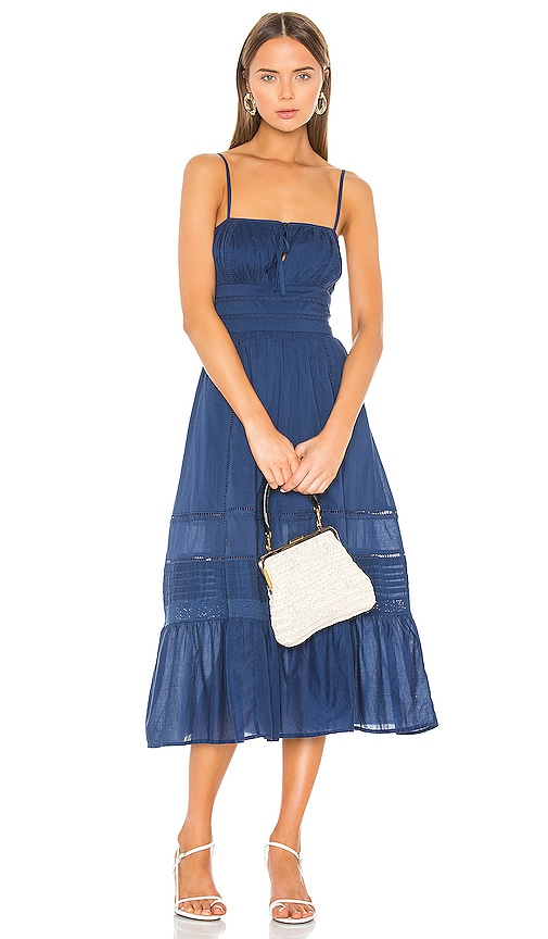 Althea Midi Dress