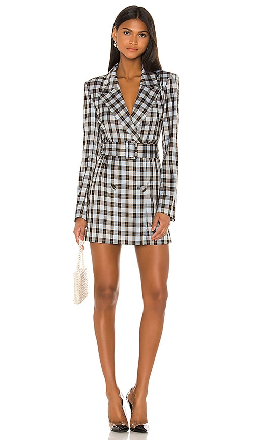 Lucinda Blazer Dress