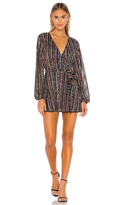 Laurie Sequin Dress