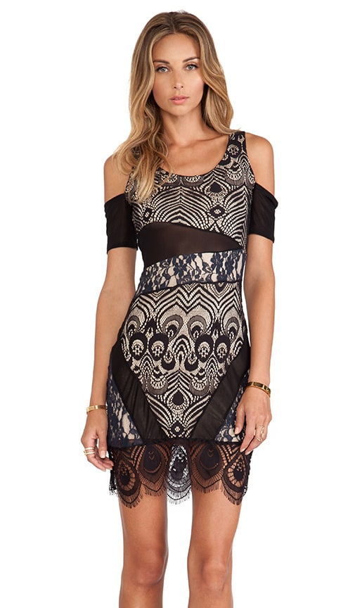 Right Now Bodycon Dress