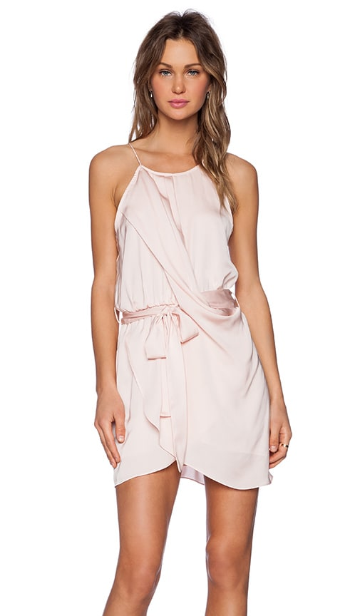 Lovers + Friends Serenity Dress in Blush