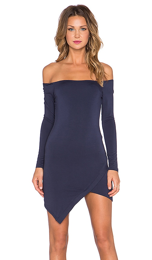 Lovers + Friends x REVOLVE Sweets Dress in Navy