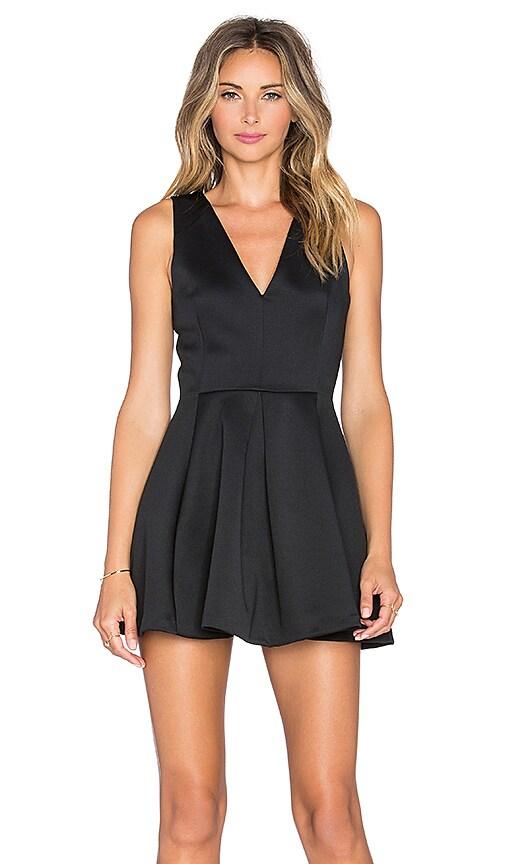 Lovers + Friends x REVOLVE Geneva Dress in Black