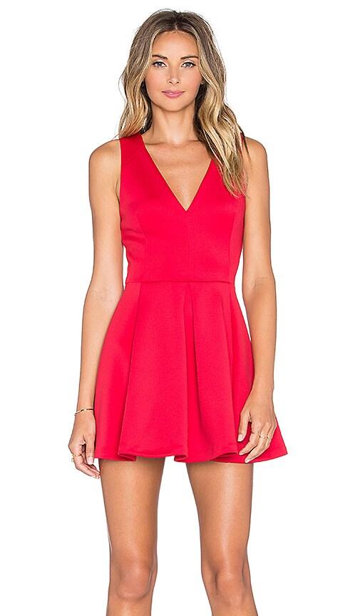 Lovers + Friends x REVOLVE Geneva Dress in Red