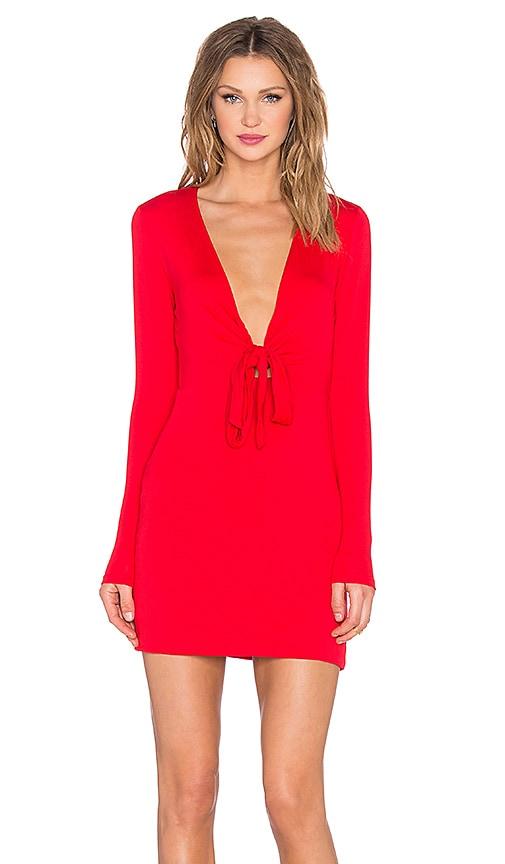 x REVOLVE Love Twist Dress