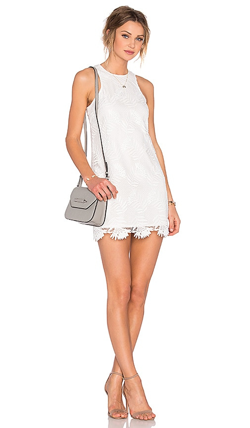Lovers + Friends x REVOLVE Caspian Shift Dress in White