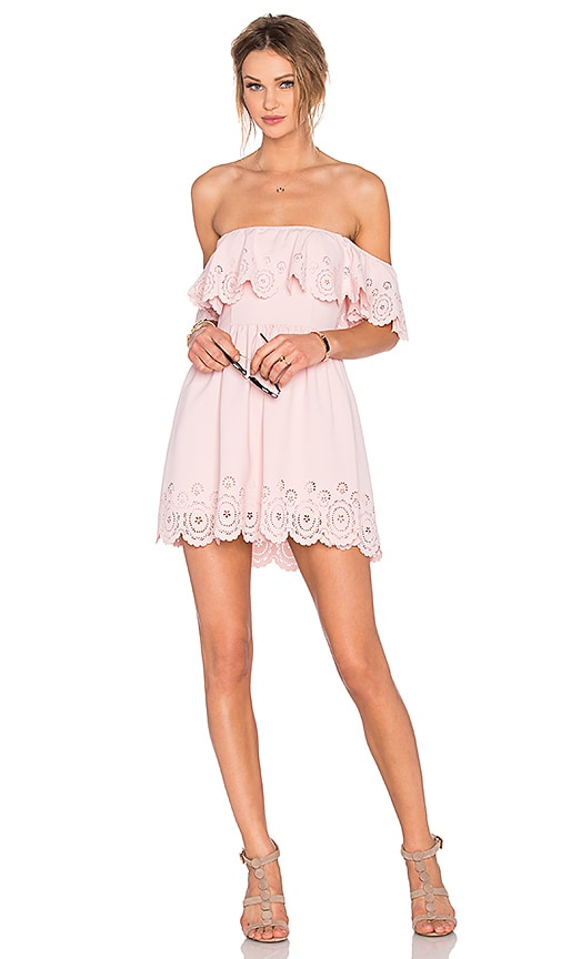 Lovers + Friends x REVOLVE Dream Vacay Dress in Pink