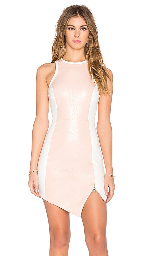 Lovers + Friends x REVOLVE Simmer Bodycon Dress in Blush
