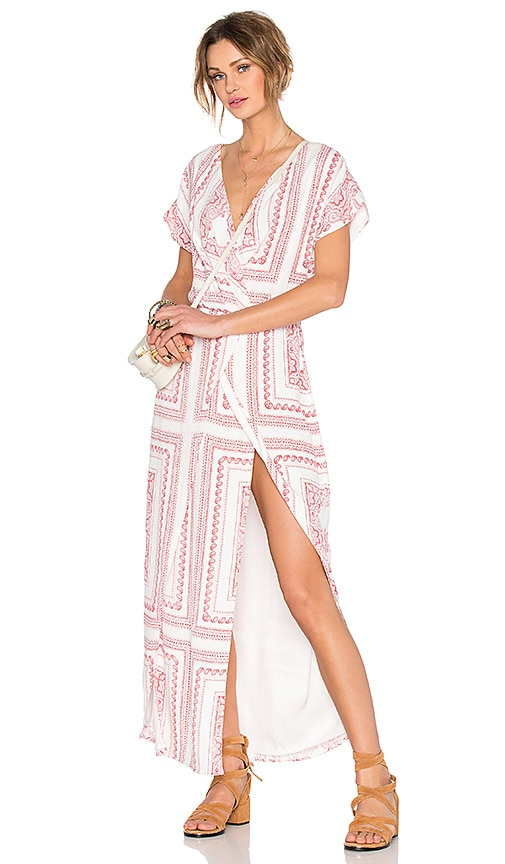 x REVOLVE Twilight Maxi Dress