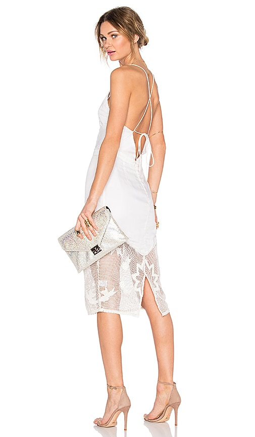 Lovers + Friends Secret Love Dress in Ivory