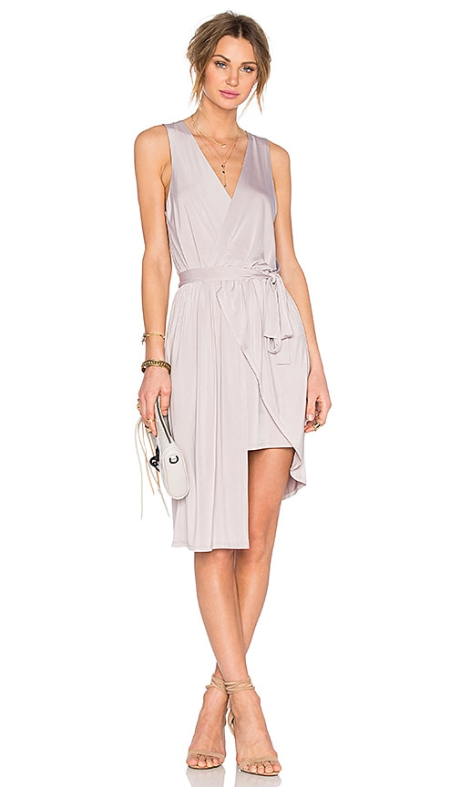 Lovers + Friends x REVOLVE Misfits Dress in Gray