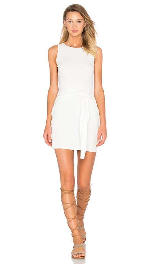 Lovers + Friends x REVOLVE Relay Dress in White