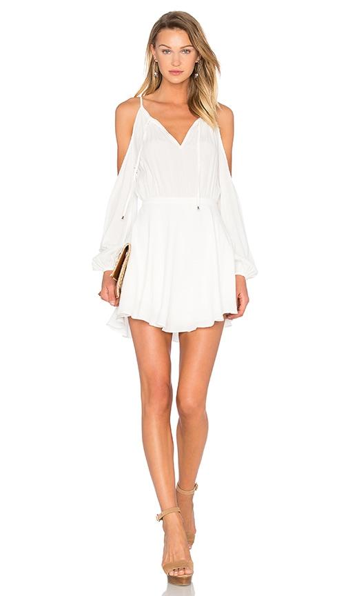Lovers + Friends Summer Lovin Dress in Ivory