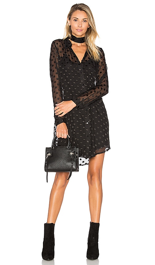 Lovers + Friends Expedition Dress in Black