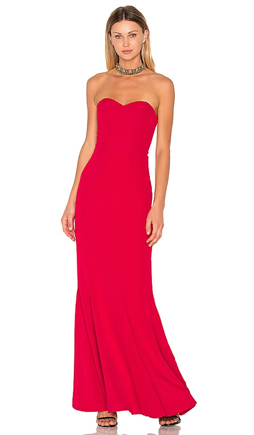 x REVOLVE Christy Gown