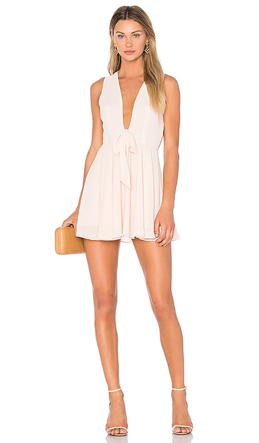 Lovers + Friends x REVOLVE Andie Dress in Pink