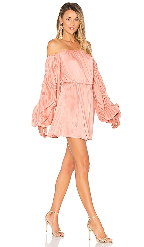 Lovers + Friends x REVOLVE Windblown Dress in Pink