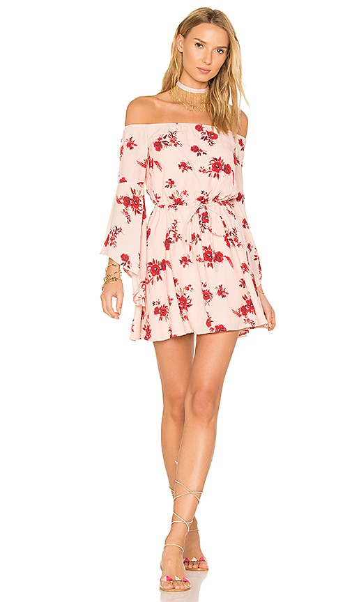 Lovers + Friends x REVOLVE Stay Dress in Pink