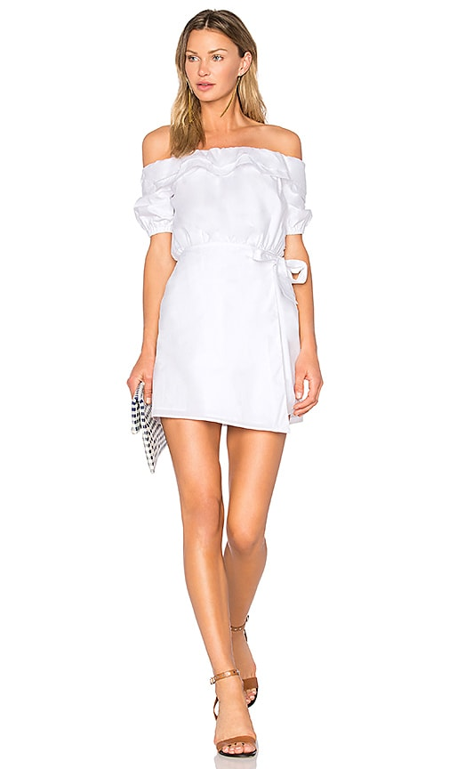 Lovers + Friends x REVOLVE Jules Dress in White